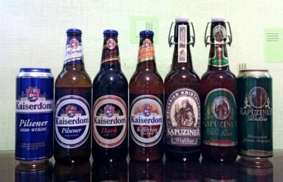 Немецкое пиво в магазинах Вина мира