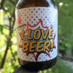 I Love Beer! и IPA Летили і полетіли! - новинки от Bierwelle