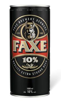 Акция на FAXE, Löwenbräu и Leffe