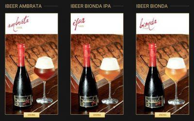 Итальянское пиво IBeer в Украине
