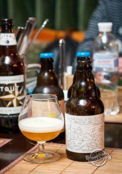 Дегустация пива Hayrick Season (Table Strength)