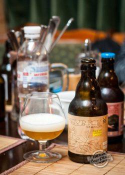 Дегустация пива Hayrick Season (Standart Strength)