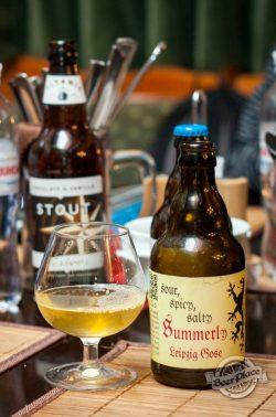 Дегустация пива Summerly Leipzig Gose