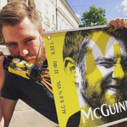 McGuinness и Ціппер - новинки от Правды
