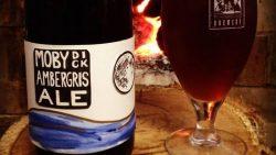 Moby Dick Ambergris Ale - австралийский эль с амброй
