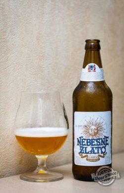 Дегустация пива Nebesne Zlato из Калуша
