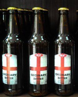 Ginger Cream Ale и Ordinary Bitter - новинки из Киева и Запорожья