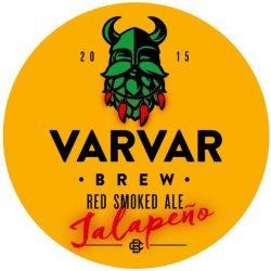 Red Smoked Ale Jalapeño - новинка от Лесопилки