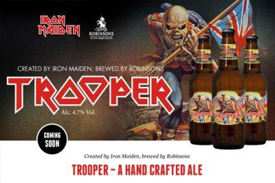 Trooper от Iron Maiden в Сильпо