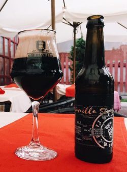 Vanilla stout- новинка от Bierwelle