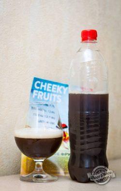 Дегустация пива Cheeky Fruits от ZIP