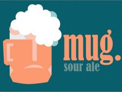 Дегустация пива Mug Sour Ale от Mad Brewlads