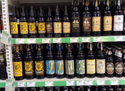 Новое литовское пиво в NOVUS