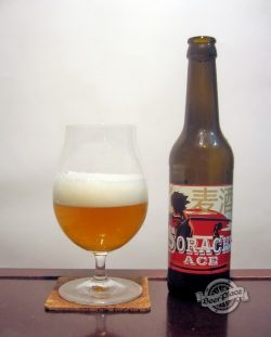 Дегустация пива Sorachi Ace из Одессы
