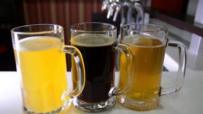 Royal Hamburger - первая мини-пивоварня в Мелитополе