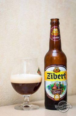 Дегустация пива Zibert Dunkel