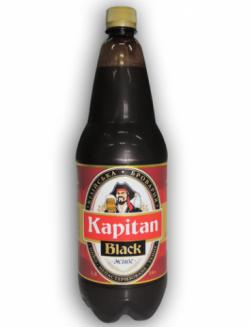 Темное пиво Kapitan Black в Киеве