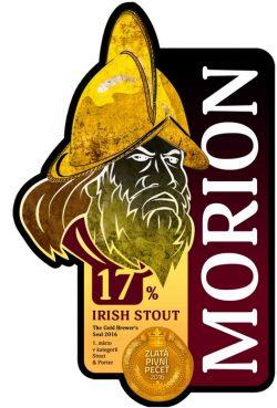 Albrecht Morion Irish Stout - новый чешский крафт в Мохнатом хмеле