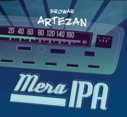 Mera IPA - новый сорт от Browar Artezan в Украине