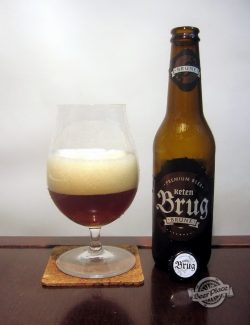Дегустация пива Keten Brug Brune от Оболони