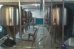 Кочевники - первая мини-пивоварня в Феодосии