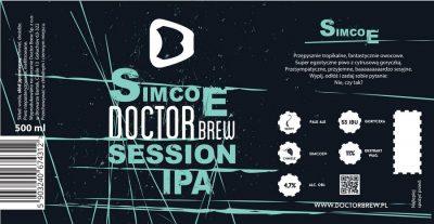 Simcoe Session IPA - новый польский крафт в CRAFT vs PUB