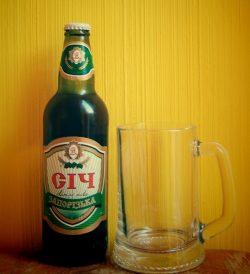 Акция на пиво Січ Запорізька от Министерства пива