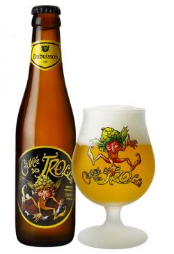 Бельгийское пиво от Brasserie Dubuisson в Goodwine