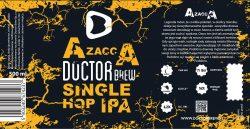 Azacca Single Hop IPA - новый польский крафт в CRAFT vs PUB