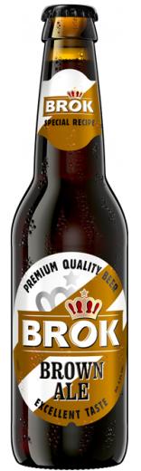 Польское пиво Brok в NOVUS