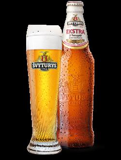 Литовское пиво Švyturys снова в Украине