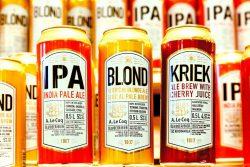 Эстонское пиво серии Brewer's Collection от A. Le Coq в Украине