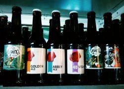 Бутылочное пиво от ZIP из Днепра