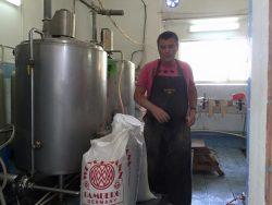 Zёzя Brewery - новая мини-пивоварня в Одессе