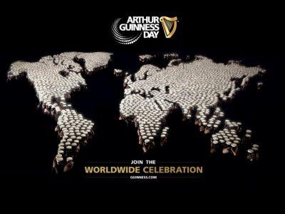 День Артура Гинесса в Andrew's Irish Pub