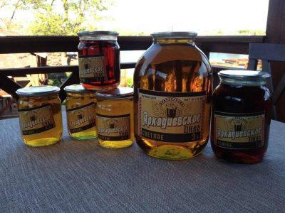 Аркадия - новая мини-пивоварня в Донецке