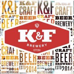 Разливное пиво от K&F и бутылочный Brewhops в OLD BAR