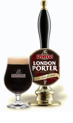 Разливные Fuller's London Porter и Fuller's London Porter в OLD BAR
