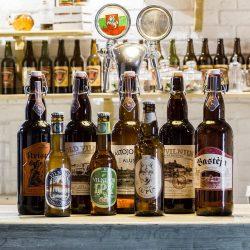 Новое литовское пиво в барах Klaipeda