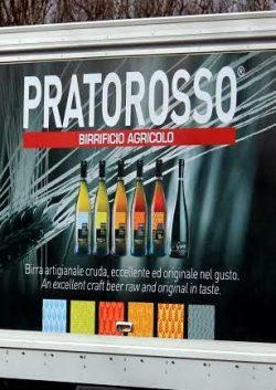 Дегустация итальянского пива Pratorosso в Pilsner