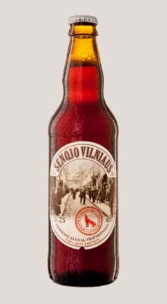 Разливное пиво от Vilniaus alus в OLD BAR
