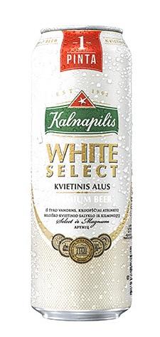 Литовское пиво Kalnapilis в Украине