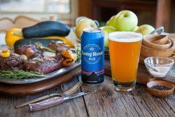 Long Root Ale - пиво из пшеницы Kernza