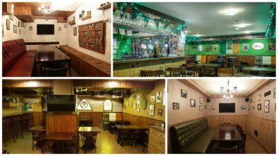 Новогодние корпоративы в Andrew's Irish Pub