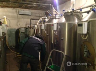 В Киеве закрыли мини-пивоварню Beer Bar
