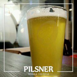 Дегустация Ципа Пілснер» в Pilsner