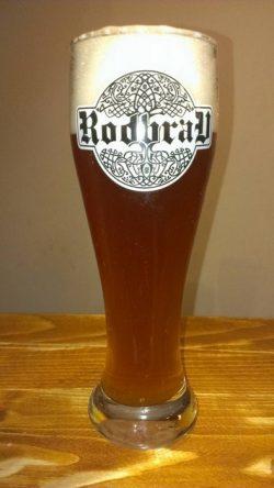 Kansas ale — еще один новый сорт от мини-пивзавода Rodbrau