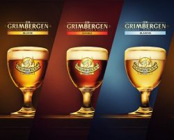 Акция на Grimbergen в Andrew's Irish Pub