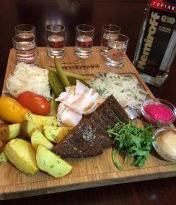 Акция Вкусное плато в Andrew's Irish Pub