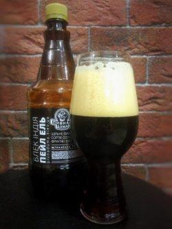 Black IPA - коллаборация от Пивной думы и Andrii's Craft Brewery